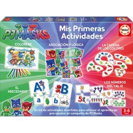 PJ Masks My First Activities game