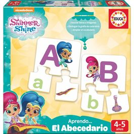 Shimmer and Shine Learn the Alphabet