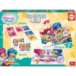 Superpack Shimmer y Shine