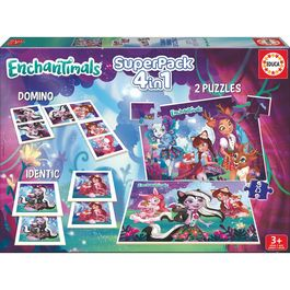 Enchantimals Superpack 4 in 1