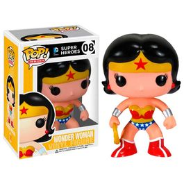 Figura POP DC Comics Wonder Woman