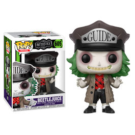 Figura POP Beetlejuice with Hat