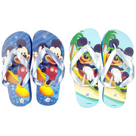 Chanclas Mickey Disney surtido
