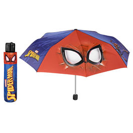 Marvel Spiderman manual folding windproof umbrella 50cm