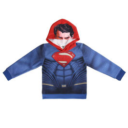 Sudadera Superman DC Comics capucha