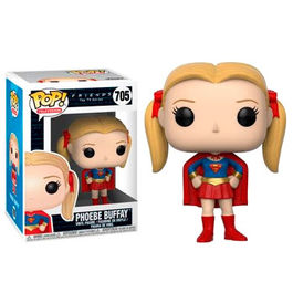 Figura POP Friends Phoebe Buffay as Supergirl