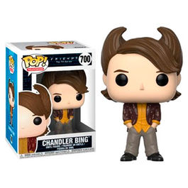 Figura POP Friends 80s Hair Chandler Bing