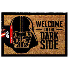 Felpudo Darth Vader Welcome to the Dark Side Star Wars