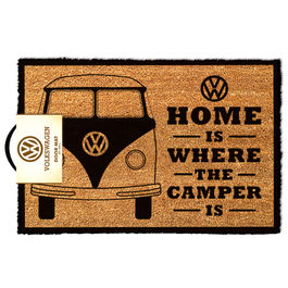 Felpudo Volkswagen Home Is Where The Camper Is