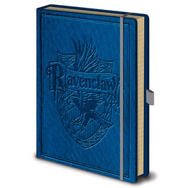Cuaderno A5 Ravenclaw Harry Potter