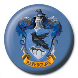 Chapa Ravenclaw Harry Potter