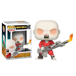 Figura POP Mad Max Fury Road Coma-Doof Unmasked Exclusive