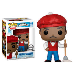 Figura POP Coming to America Prince Akeem Exclusive