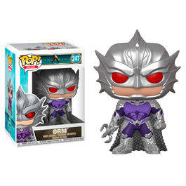 Figura POP DC Comics Aquaman Orm