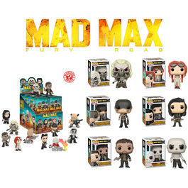 Pack 12 Mystery Minis + 12 POPs Mad Max Fury Road ¡4,50€ x unidad!