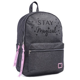 Mochila Marshmallow Magical in Black 45cm