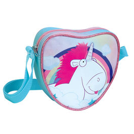 Bolso Heart Unicorn Minions