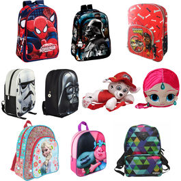 Offer pack backpacks 3.99€ x unit!