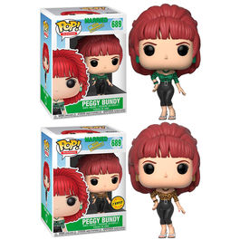 Figura POP Married with Children Peggy 5 + 1 Chase