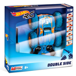 Coche Double Side Hot Wheels radio control