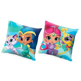 Shimmer and Shine cushion