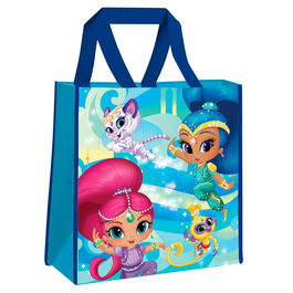 Bolsa shopping Shimmer y Shine