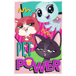 Manta polar Littlest Pet Shop