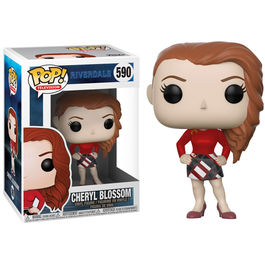 Figura POP Riverdale Cheryl Blossom Exclusive