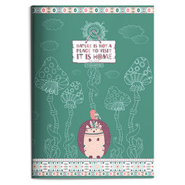 Cuaderno A4 Green Forest