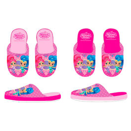 Shimmer y Shine assorted slippers