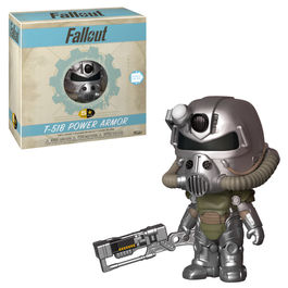 Figura 5 Star Fallout T-51 Power Armor series 2