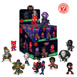 Figura Mystery Minis Marvel Animated Spiderman