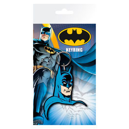 Llavero rubber Face Batman DC Comics