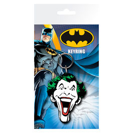 Llavero rubber Joker Face Batman DC Comics