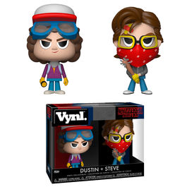 Figuras Vynl Stranger Things Steve & Dustin