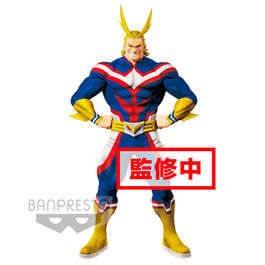 Figura All Might Age of Heroes My Hero Academia 20cm