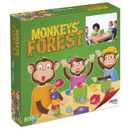 Juego Monkeys Forest
