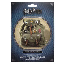 Set parches Harry Potter Iron On Patches