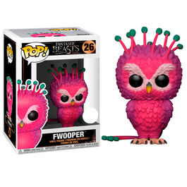 Figura POP Fantastic Beasts 2 The Crimes of Grindelwald Fwooper Exclusive