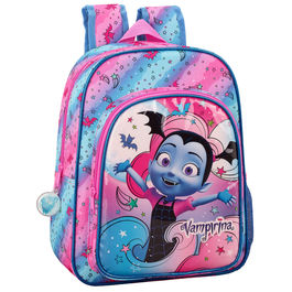 Mochila Vampirina Disney adapable 34cm