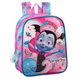 Mochila Vampirina Disney adapable 27cm