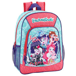Mochila Enchantimals Fur Ever adaptable 33cm