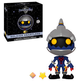 Figura 5 Star Disney Kingdom Hearts 3 Soldier Heartless
