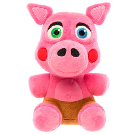 Peluche Five Night at Freddys Pizza Sim Pigpatch 15cm