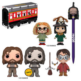 Kit Mistery Box Harry Potter Exclusive surtido