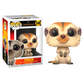 Figura POP Disney El Rey Leon Timon
