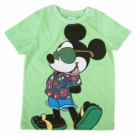Camiseta Mickey Disney green
