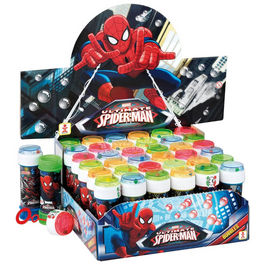Pompero Spiderman Marvel surtido