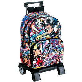 Trolley Mickey Disney Scrap 42cm
