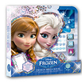 Mega set diseño Frozen Disney